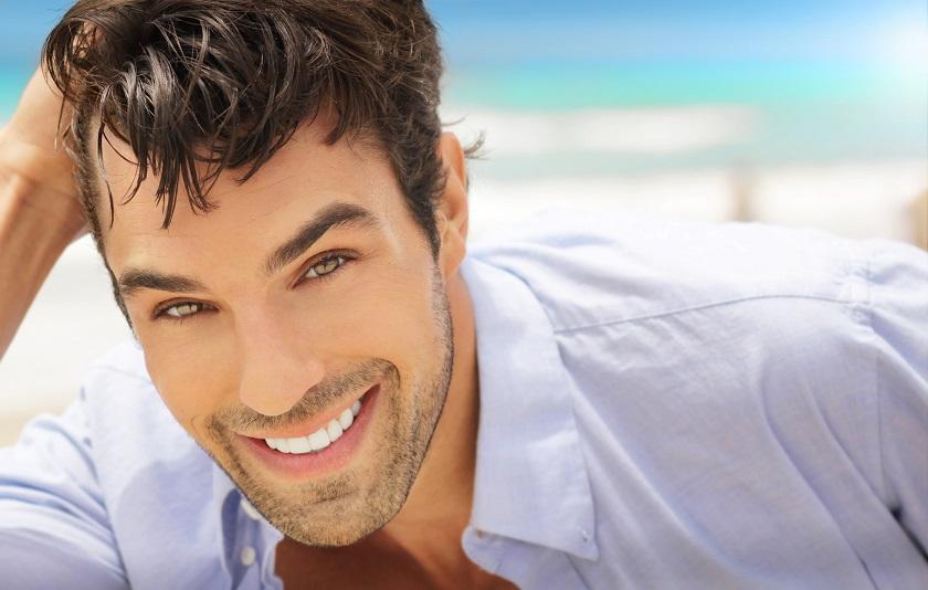 smiling dental implants