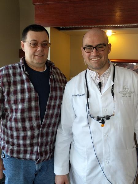Carl & Dr. Matt