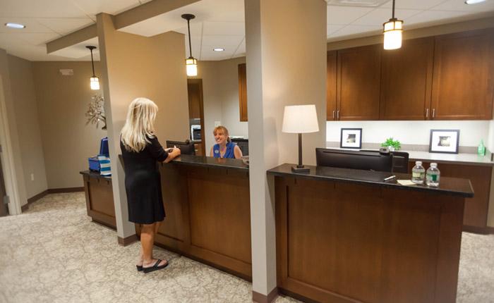 Amherst lobby