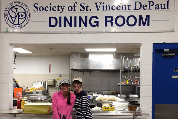Society of St Vincent DePaul Dining Room