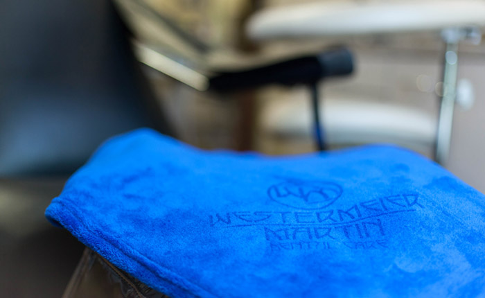 Westermeier Martin towel