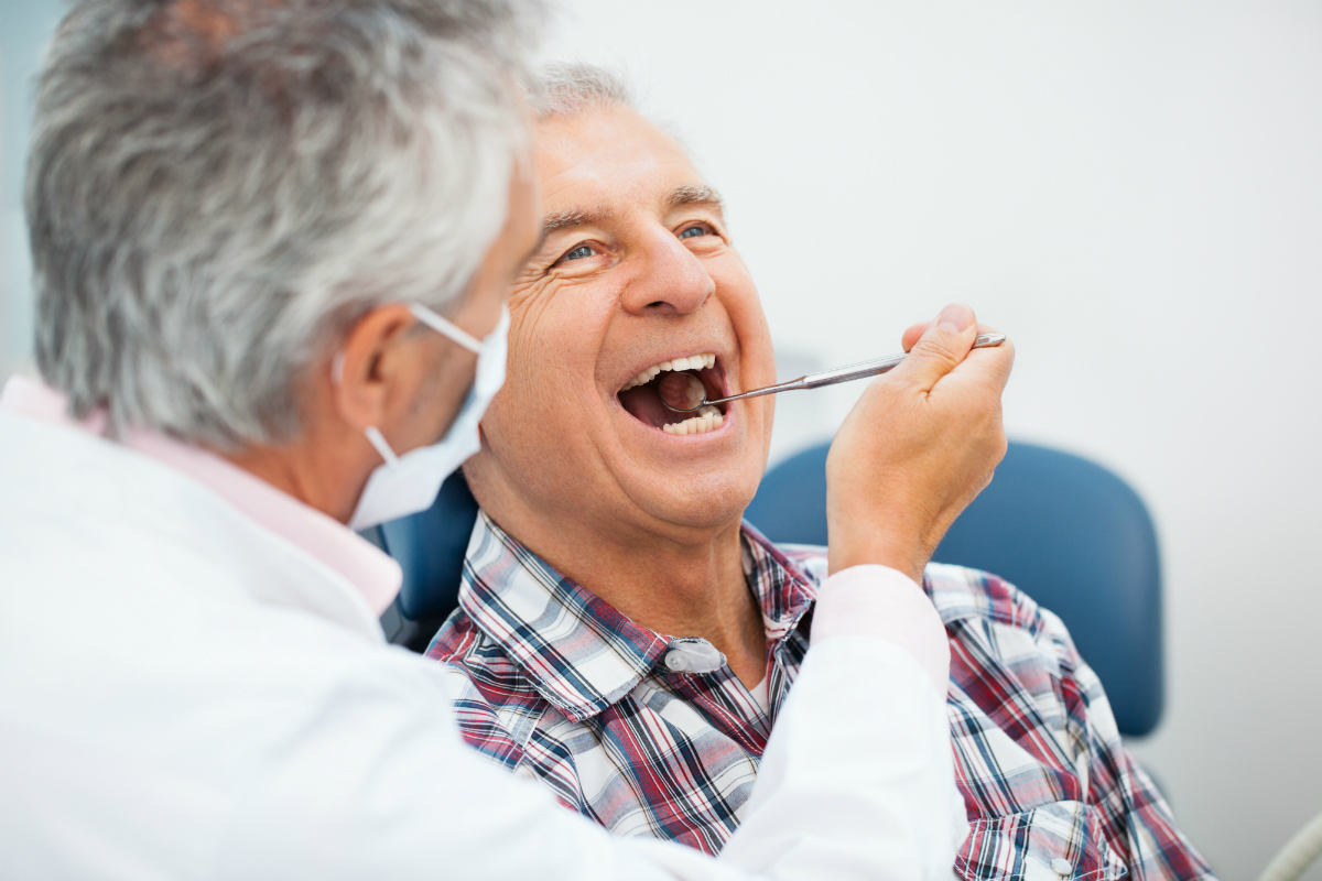 19 Stunning Abcess with denture pictures