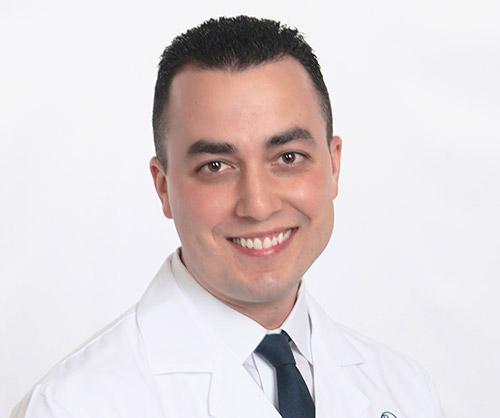 Dr Jammal headshot