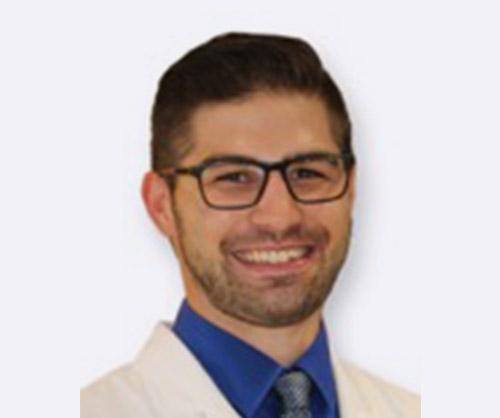 Dr Adam Gregor headshot