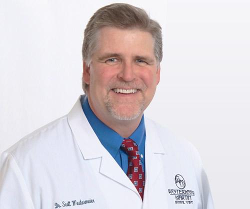 Dr Scott Westermeier headshot