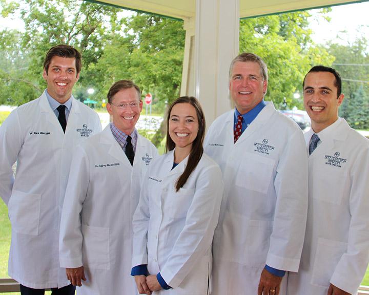 Westermeier Marting Dental Care Dentists smiling