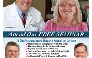 Dental Seminar Flyer