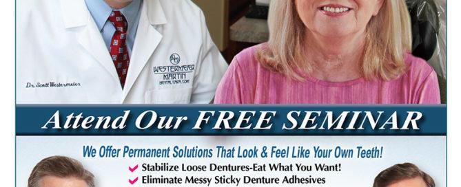 Dental Seminar Flyer